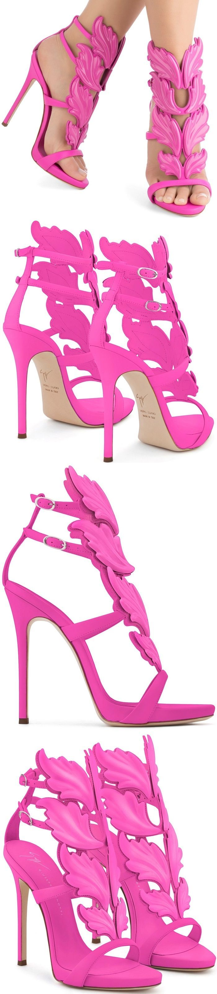 'Cruel' Wing High Heel Sandals