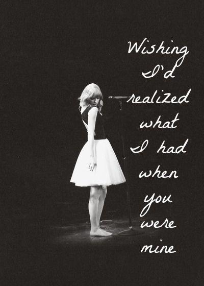"""Back to December"" - Taylor Swift    #taylorswift"