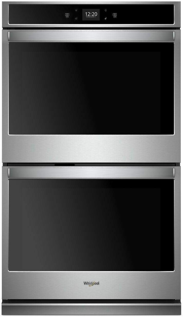 Whirlpool 30 Double Electric Wall Oven Stainless Steel Wod51ec0hs