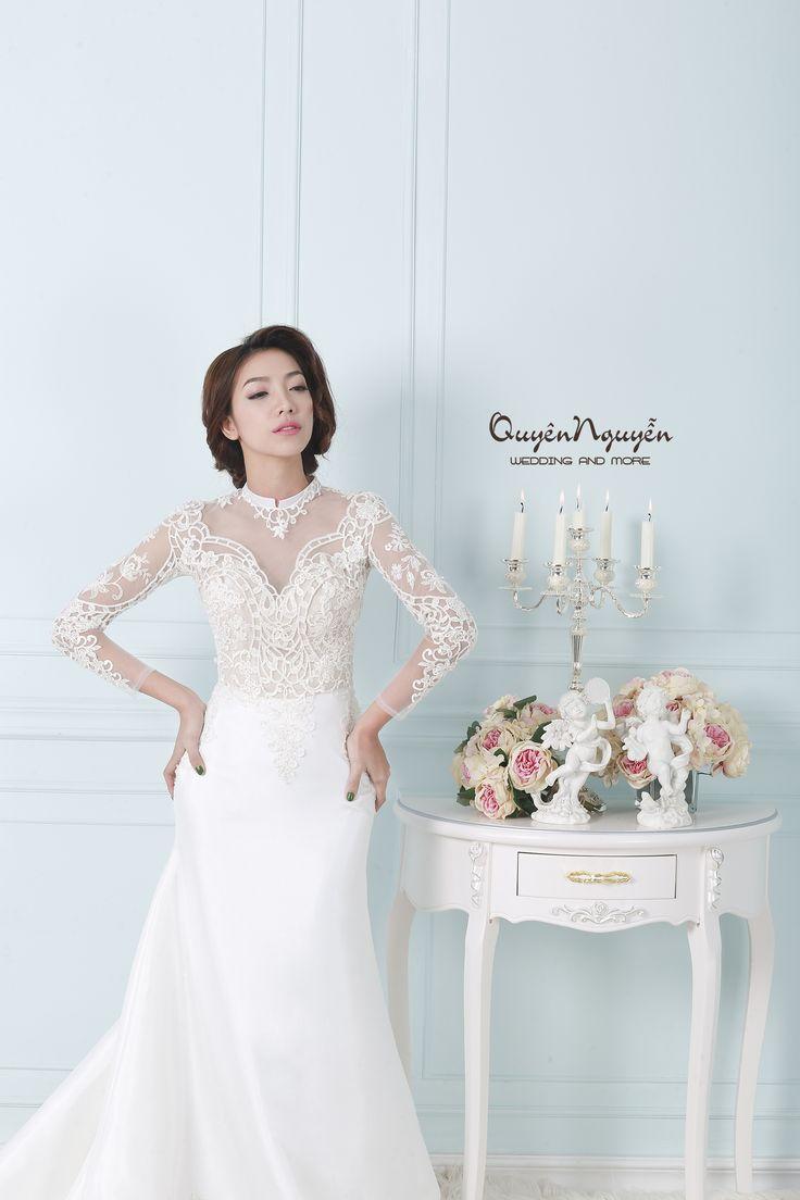 20 best Mẫu váy cưới sang trọng hiện đại images on Pinterest ...