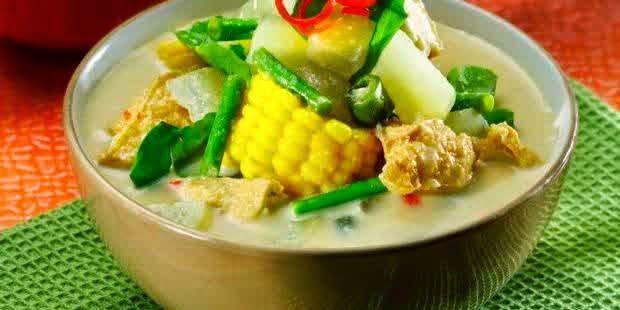 Resep Sayur Lodeh Cap Go Meh Resep Masakan Resep Masakan Indonesia