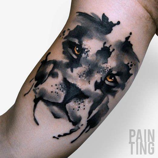 Rorschach Test Tattoos - Inked Magazine