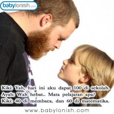 Selamat pagi, bacalah humor ini agar harimu ceria.  Semangat dan semoga harimu menyenangkan.  www.babylonish.com