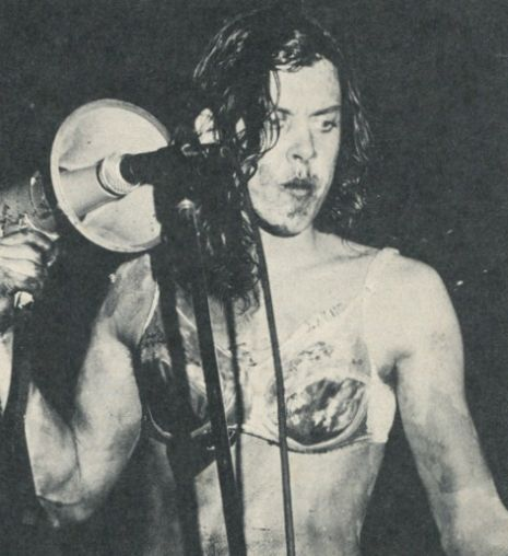 Cooking with the Butthole Surfers: Gibby Haynes' dessert and drink recipes | Dangerous Minds
