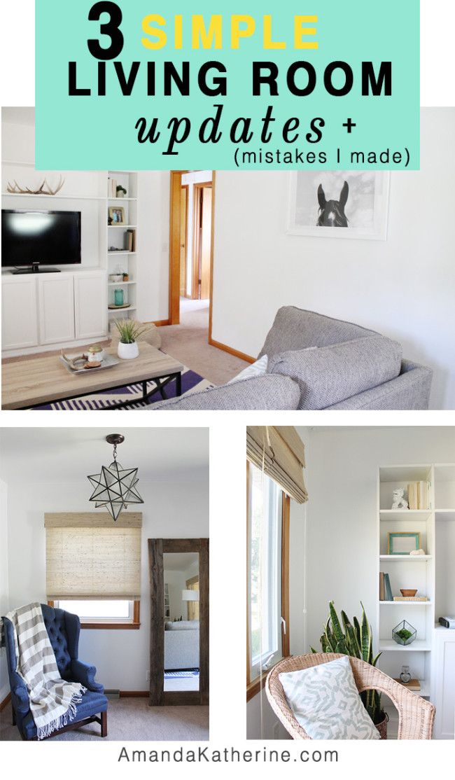 17 best images about hometalk fall inspiration on for Living room update ideas