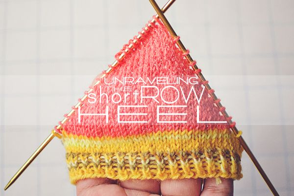 Knitting Unraveling Stitches : Sock Knitting: 10+ handpicked ideas to discover in DIY and crafts Free patt...
