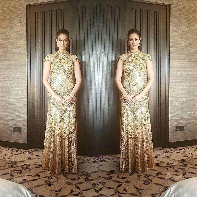 3 Filipino Designers Worn by Dayanara Torres During Her Manila Visit | Preview.ph