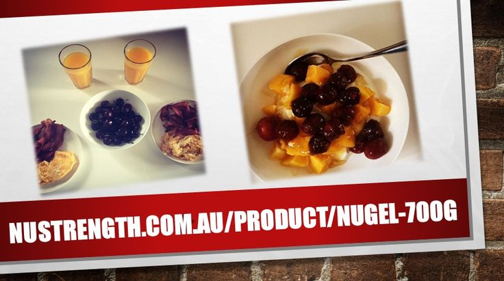 Gelatin Hyrolysate Australia - Nugel-700G by nustrength.deviantart.com on @DeviantArt