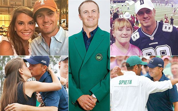 Jordan Spieth - 10 things you didn't now about Masters champion