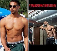 Here's the diet Michael B. Jordan ate to get ridiculously ripped for 'Creed' AND workout plan.