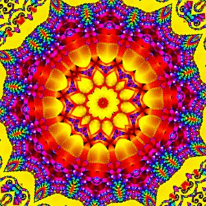 Animated Kaleidoscope 4 by Ate My Crayons, via Flickr