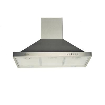 Cyclone - Cyclone Wall Mount Range Hood, Model SC 500 in 30 Inch Width - SC50030 - Home Depot CanadaDepot Canada, Inch Width, Kitchens Ideas, Kitchens Appliances, Cyclones Wall, Range Hoods, Halogen Lights, Mount Range, Lights Distributive