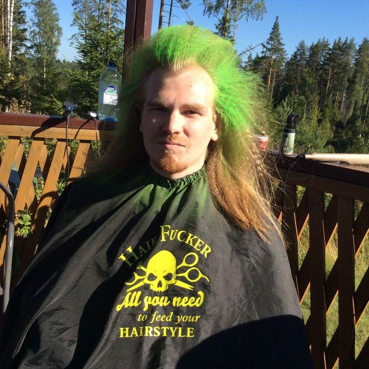 После нашего участия в корпоратике Игоры #hairfucker  #hair #hairfashion #hairstyle #salon #art #hairideas