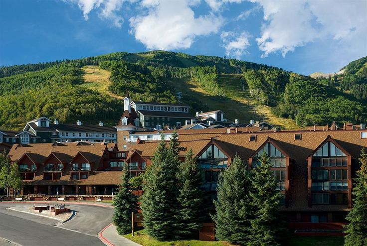 The Lodge at the Mountain Village by ASRL