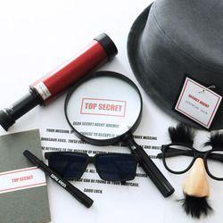 secret agent kits