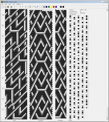 Free Crochet Bead Pattern Round 21