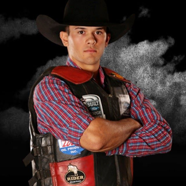 Kaique Pacheco- Brazilian PBR Rider  Currently ranked #4!!
