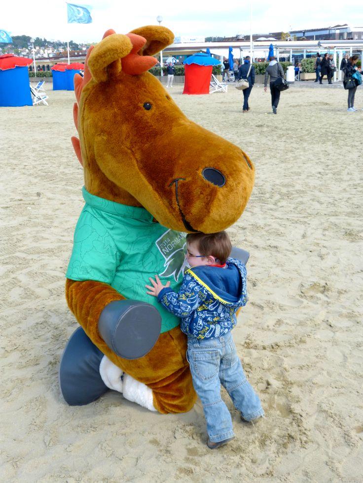 Norman rencontre ses fans à Deauville