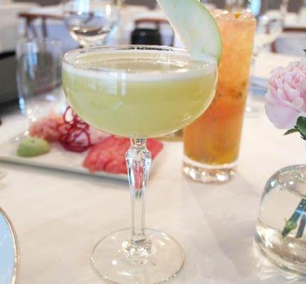 apple martini drink, strandvägen 1