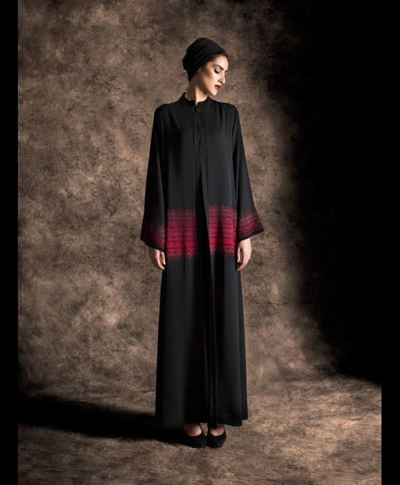 Mauzan Abaya Fall Winter 2014