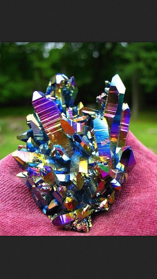 31 Best Images About Rainbow Crystals On Pinterest The