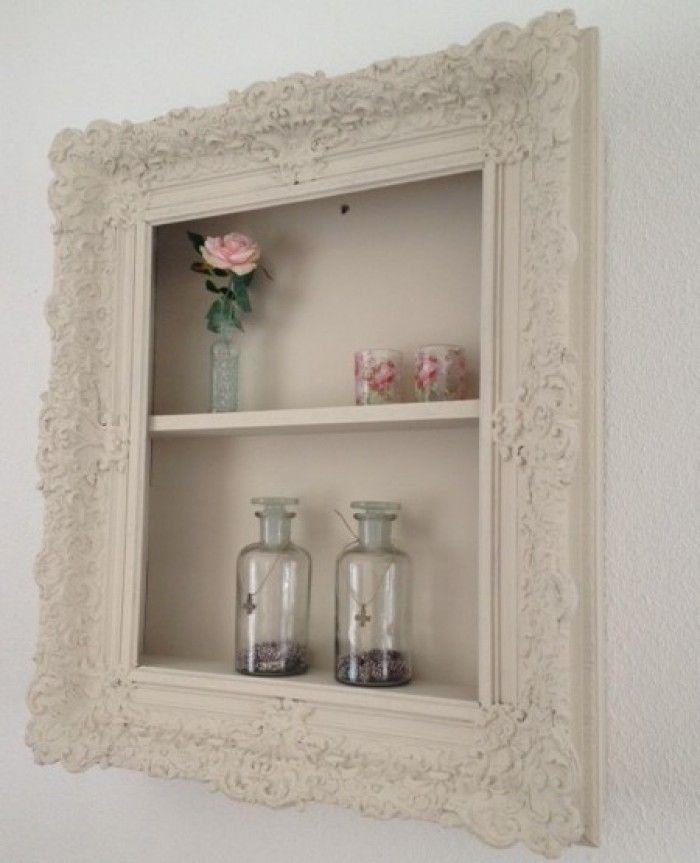 112 besten Deko aus alten Bilder-/Fensterrahmen Bilder auf Pinterest ...