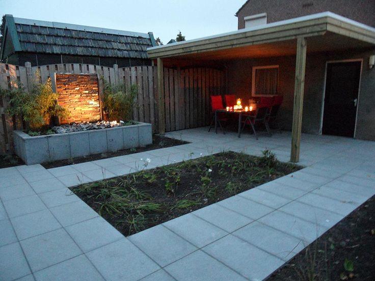 15 beste afbeeldingen van tuin achtertuin patio graven en tuin