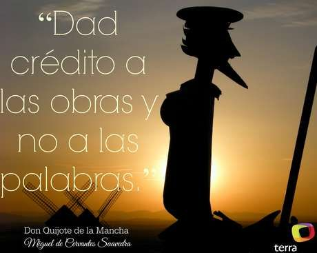 Image result for frases de don quijote