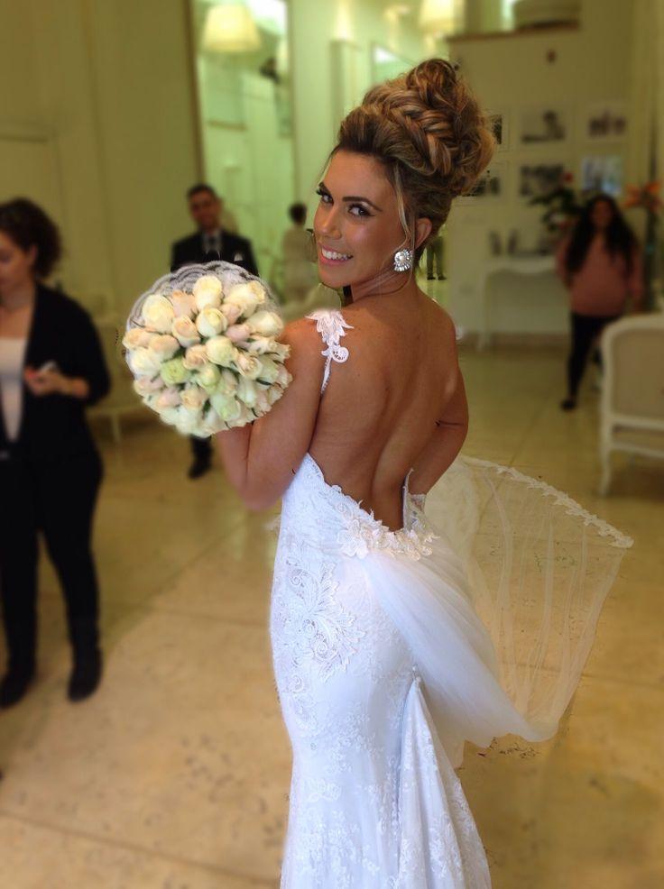 The 234 best Wedding Dresses images on Pinterest | Bridal dresses ...