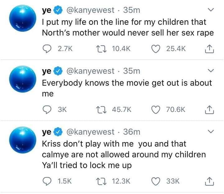 Kanye West Is Going Off In 2020 Kanye West Instagram Posts Kanye