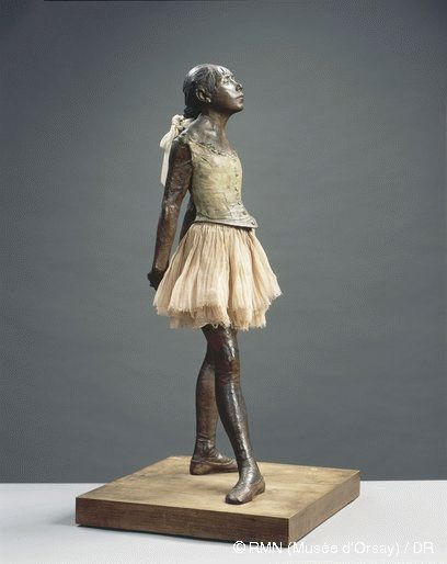 Little Dancer Aged 14 by Degas