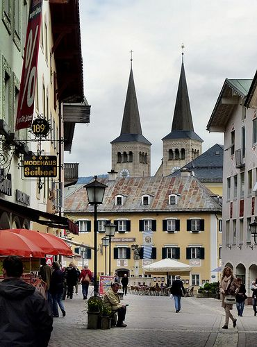 Berchtesgaden Provostry (founded in 1102), Bavaria, Germany