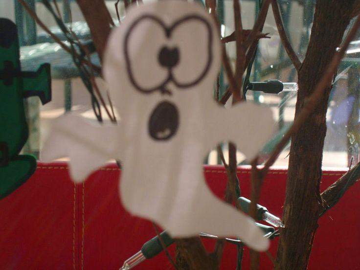 La Casa de la Laguna: DIY Adornando para Halloween