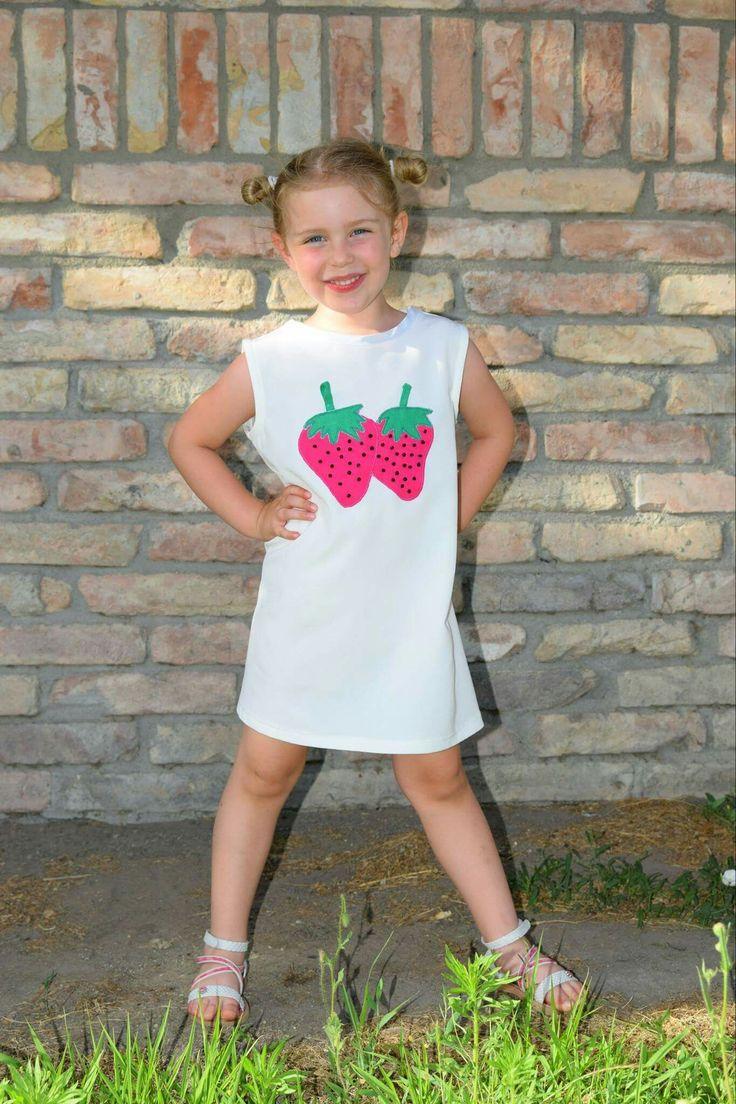 Epres kislány ruha www.minniemes.com