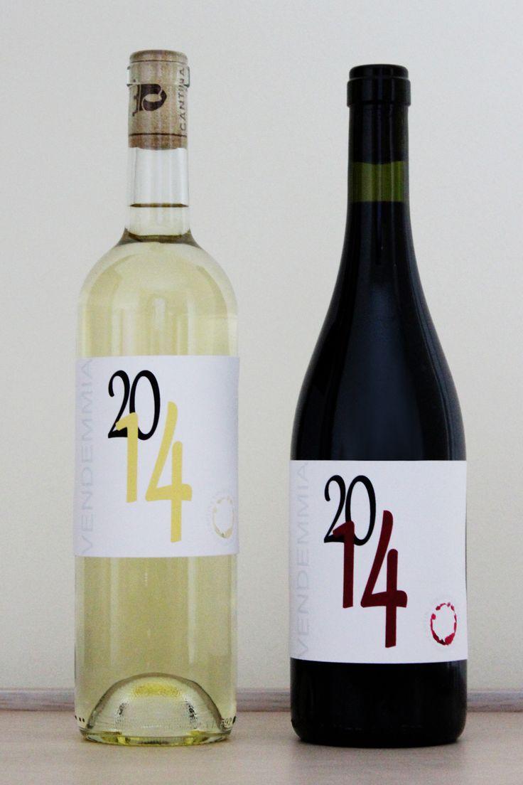 #Etichette per bottiglie di vino SCARICABILI e stampabili (vendemmia 2015):  http://www.vinicartasegna.it/etichette-vino-da-da-stampare/ (dimensioni 9 cm x 12 cm) - Printable wine labels - Free download