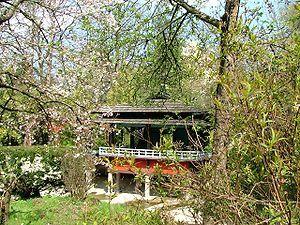 Grădina Botanică din Cluj
