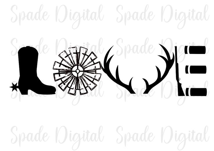 Download Country Love SVG, Windmill Love svg, country svg, country ...