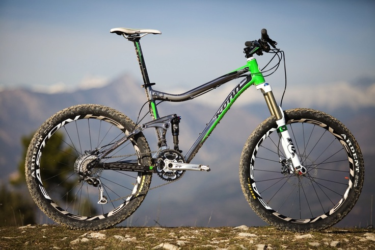 Kona bikes - only the best will do