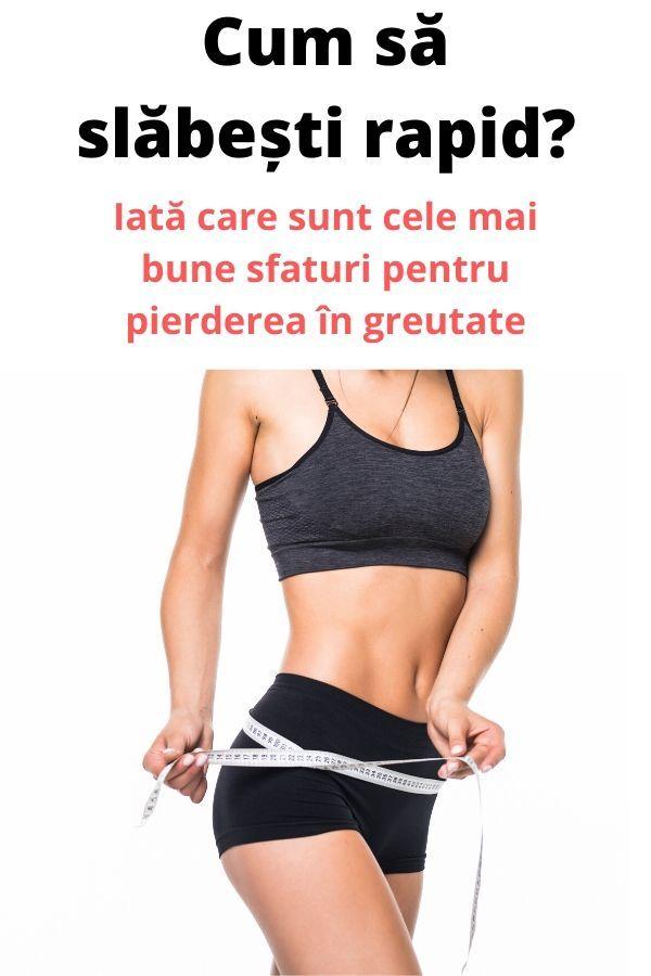 cum vă mențineți pierderea în greutate