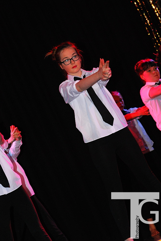 Mission Impossible - St John's Year 7 - dancing to