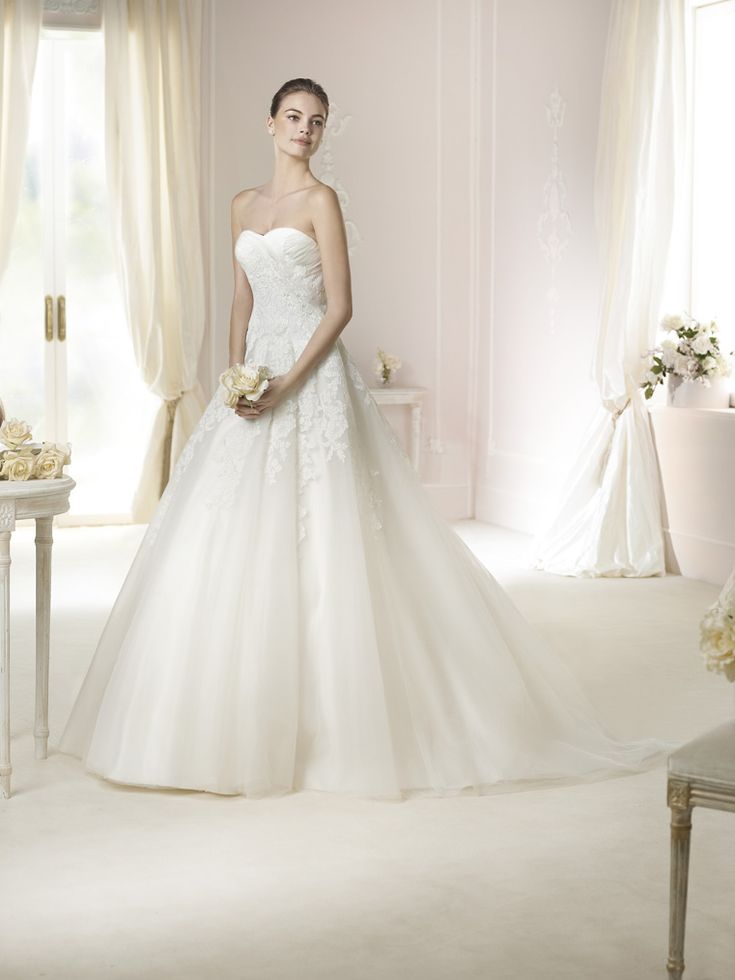 10 best WHITE ONE .es images on Pinterest | Short wedding gowns ...