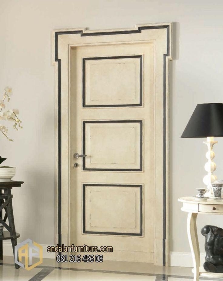 Pintu Rumah Modern Minimalis Simpel