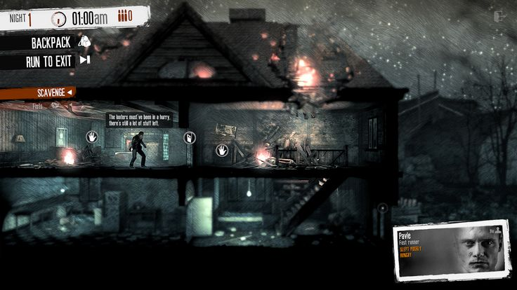 This War of Mine - Android Review - http://mobilephoneadvise.com/this-war-of-mine-android-review