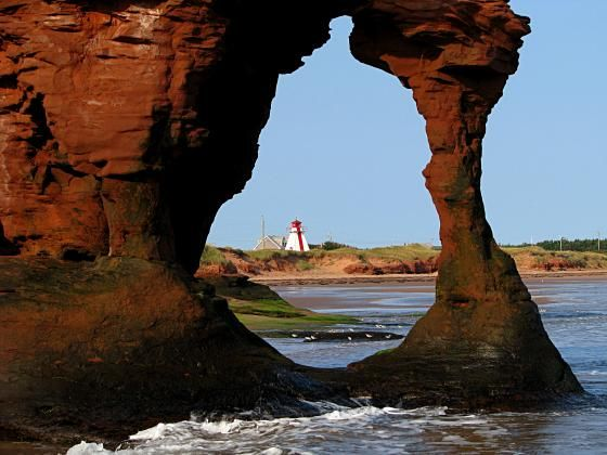 Our PEI favourite cottage & beautiful Darnley Beach ⚓️