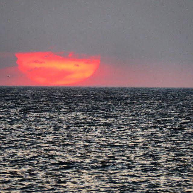 Sunset over Sanibel Island, Florida