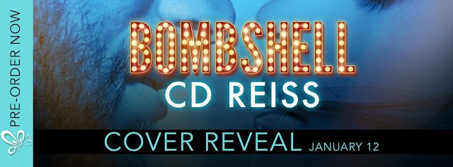 Cover Reveal - BOMBSHELL by CD Reiss    Bombshell by CD Reiss Publication Date: May 1st 2017 Publisher: Montlake Cover Design: Shasti OLeary Soudant Genre: Contemporary Romance  Synopsis:   Hollywood bad boy Brad Sinclair always gets his way whether its the role he wants or the bikini-clad model he has to have. But when a bombshell gets dropped in his lap in the form of a dimpled five-year-old from a forgotten relationship he knows his life is about to change forever.  Cara DuMont isnt…