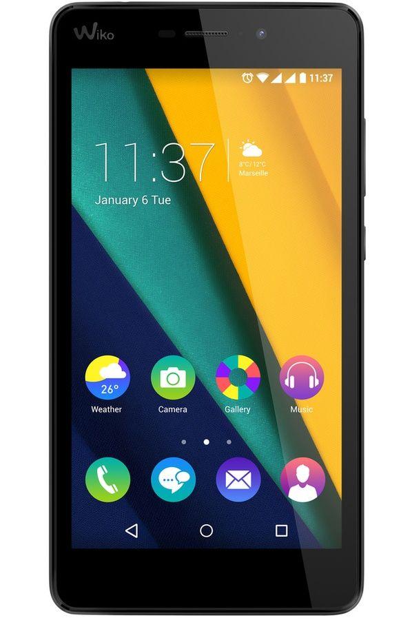 Mobile nu Wiko PULP FAB 4G NOIR