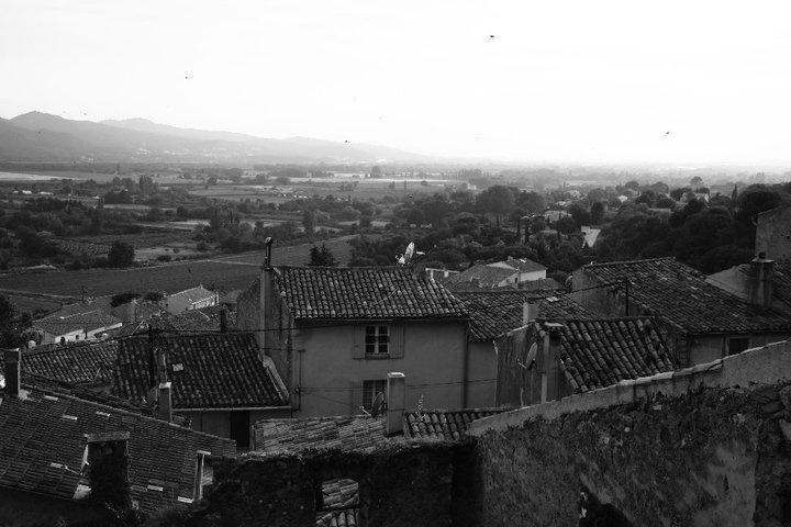 France, Cadenet.