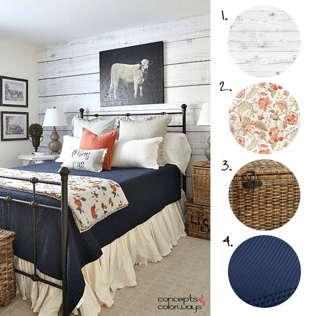 Best 25+ Country Style Bedrooms Ideas On Pinterest