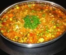 Recipe Minestrone Soup by Pammy H. - Recipe of category Soups